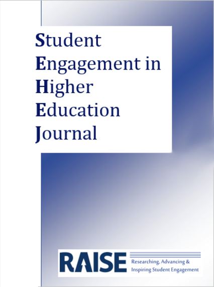 RAISE journal cover